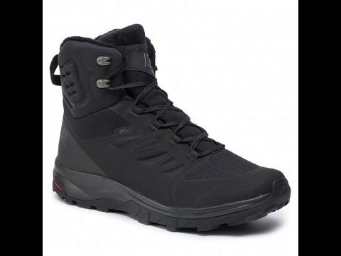 Ботинки Salomon Outblast Ts Cswp 409223.#salomon  #обувь