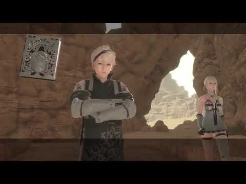 Видео № 0 из игры NieR Replicant ver.1.22474487139... [PS4]