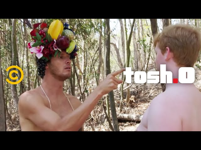Tosh.0 - Web Redemption - Kayak