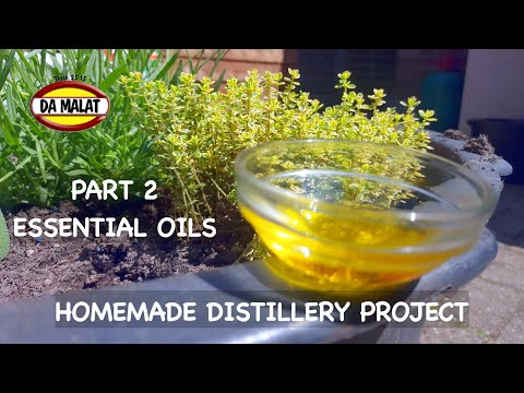 , title : 'How To Make A Home Made Distillery (PART 2)   Making essential oils