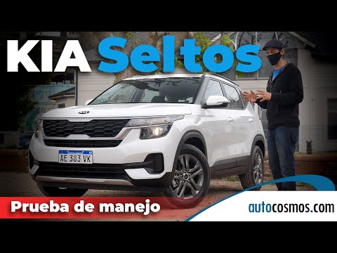 Test KIA Serltos 2020