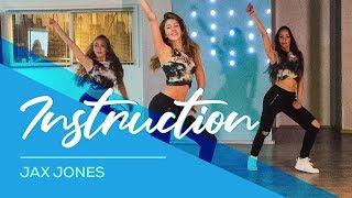 Instruction - Jax Jones - Watch on computer/laptop. Easy Fitness Dance Choreo by Saskia's Dansschool