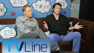 Comic Con 2016 | TV Line Interview (23.07.16)