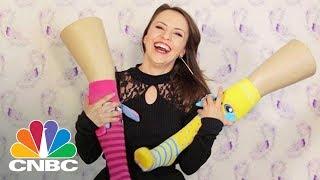 YouTube Star Olga Kay's New Venture: Mooshwalks | Strange Success | CNBC Make It.
