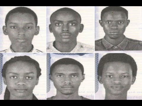 Teens from African robotics team reported missing in Washington