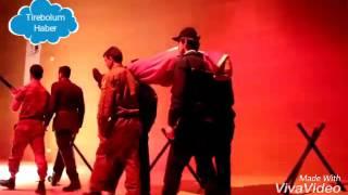 """""""Ayrılık Davulu"""" 9 Martta Tirebolu İletişim Fakültesinde Çaldı"""