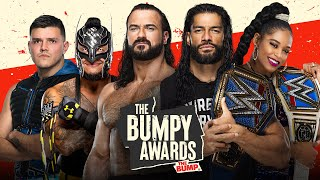 WWE 2021 Half-Year Bumpy Award Winners Revealed