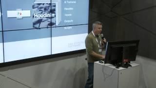 John Courte / Side FX - Procedural Technology Across the Pipeline
