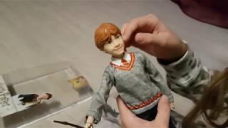 Ron Weasley Puppe   ausgepackt und ausprobiert   Mattel FYM52   Testbericht
