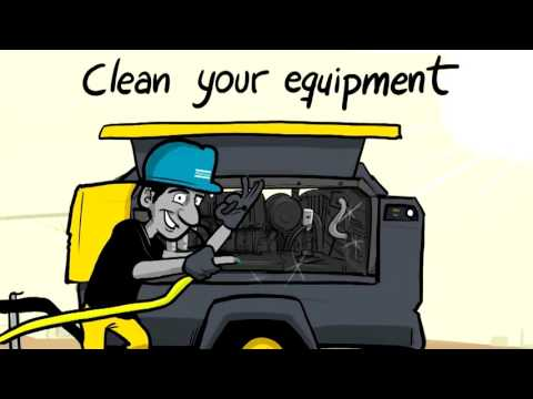 Atlas Copco Service Tips: Preparation for Summer - zdjęcie