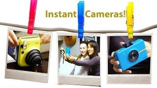 Fujifilm Instax Mini Vs Polaroid Snap