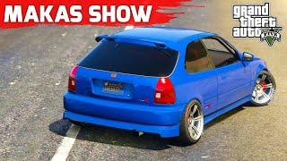 MAKAS SHOW | HONDA CİVİC - GTA 5