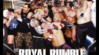 Official Theme Song Royal Rumble 2008 w/ Lyrics