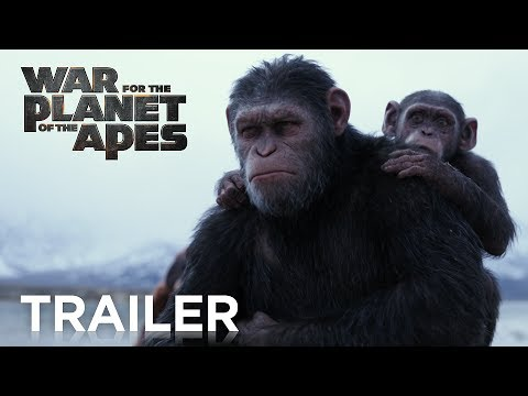 War for the Planet of the Apes (International Trailer 2)