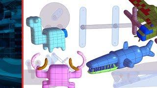 Modelowanie 3D dla dzieci - SOLIDWORKS Apps for Kids