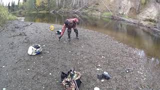 Приглашаем на рыбалку хариус