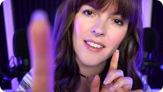 ASMR 15 ~Super Tingly~ Trigger Words and Hand Movements ♡ (New Camera 📷)