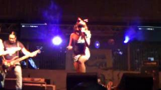Jullie - Deixa ao vivo no AnimeCon 2010