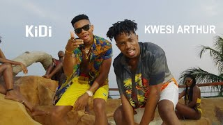 KiDi Ft Kwesi Arthur   Mr Badman (Official Video)