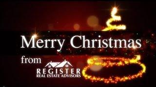 Video Christmas Card 2012 - Register Real Estate Advisors
