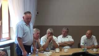 XXXIV sesja Rady Gminy Chorkówka