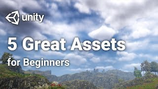 5 Great Assets for Beginners in Unity 2018!