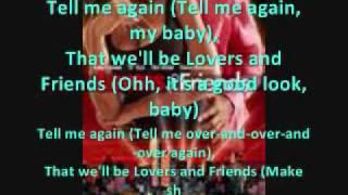 Lovers And Friends Lil Jon  Ft Ludacris & Usher Lyrics