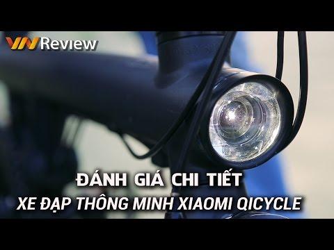 Đánh giá xe đạp điện Xiaomi Mi Bike Mijia Qicycle