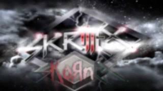 Korn ft Skrillex - Get up lyrics (HD)