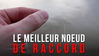 Noeud de raccord tresse fluorocarbone : Alberto Knot - [TUTO Fishare]