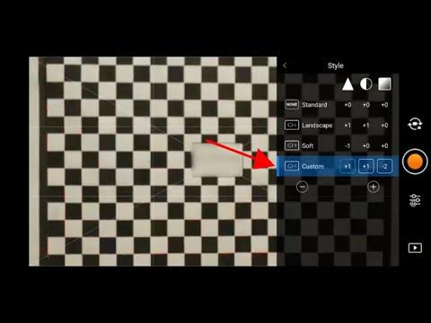 how-to-set-the-best-style-settings-on-dji-mavic-pro-2-camera