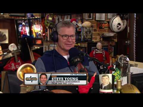 Steve Young on The Dan Patrick Show (Full Interview) 10/10/16