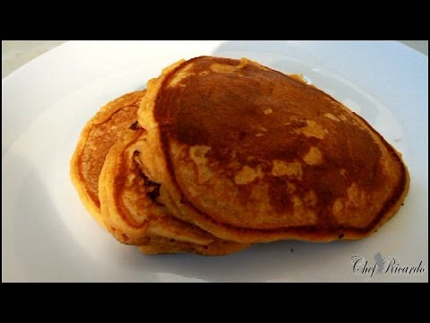Video Sweet Potato Pancakes - Healthy Breakfast Recipes