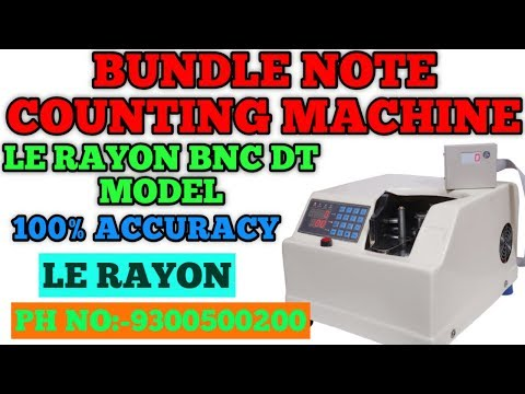 LE RAYON BUNDLE NOTE COUNTER-DESKTOP
