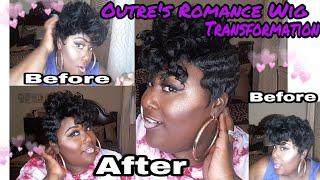 Outré Romance Wig: Styled My Way (Ebonyline.com)