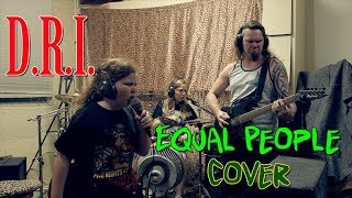 "Kids Cover ""Equal People"" By D.R.I."