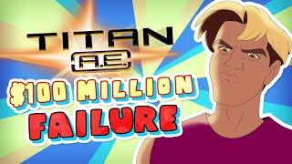 What the HELL is Titan A.E.? (The Movie That KILLED Fox Animation Studios)