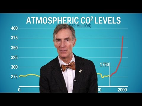 Bill Nye on climate-change deniers