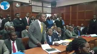 EACC supplies evidence in the Sh357m graft case against Sonko