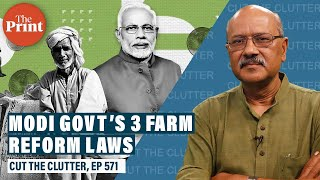 What Modi Govts 3 Agriculture reform bills mean, political controversy & hypocrisy around these - Download this Video in MP3, M4A, WEBM, MP4, 3GP