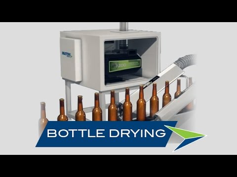Bottle Can Jar Drying System