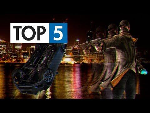 TOP 5 - Nejhorších PC portů