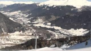 preview picture of video 'Hank en Aafke, skiën in Steinach 2011'