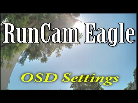 runcam-eagle-osd-settings