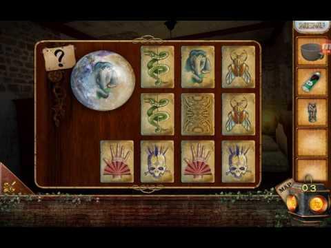 Escape Rooms - Haunted Hotel - прохождение всей игры