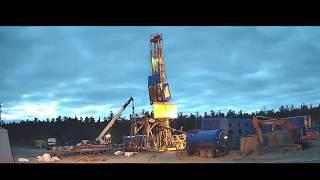В атмосфере нефти и газа