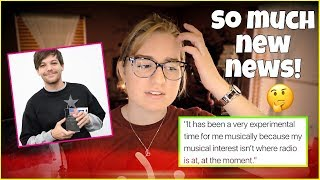 NEW 2019 LARRY PROOFANALYSIS, UPDATE ON LOUIS' MUSIC, LOUIS METRO INTERVIEW