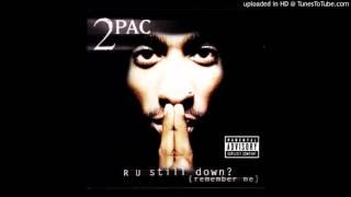 Tupac - Fuck All Y'all - Lyrics