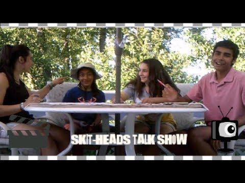 Skit Heads Talk Show...(part 2)