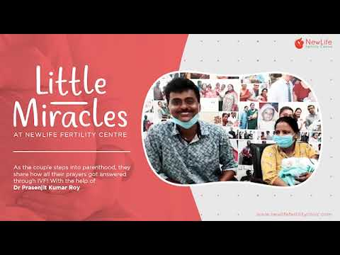 Little miracles at newlife fertility centre